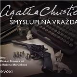 Agatha Christie - Smysluplná vražda (audiokniha)