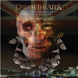 Dream Theater - Distant Memories - Live in London (Limited black 4xVinyl+3CD Box Set)