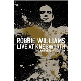 Robbie Williams - Live at Knebworth 10th Anniv. Deluxe Edition (2xCD + 2xDVD/BluRay + Kniha)