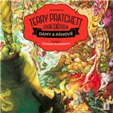 Various - Terry Pratchett - číta  Zuzana Slavíková - Dámy a pánové