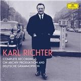 Karl Richter - Sämtliche Aufnahmen auf DG (Limited edition 100CD)