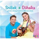 Sníček a Dúhalka - Sníček a Dúhalka (DVD)