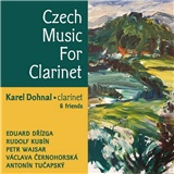 Karel Dohnal - Czech Music for Clarinet