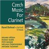 Karel Dohnal - Czech Music for Clarinet