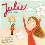 Audiokniha - Dvořáková Petra - Julie mezi slovy (MP3-CD)