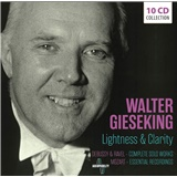 Walter Gieseking - Lightness & Clarity (10CD)