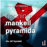 Audiokniha - Mankell Henning / Pyramida (MP3-CD)
