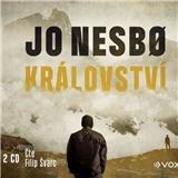 Audiokniha - Jo Nesbo / Království