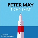 Audiokniha - Peter May / Tichá smrt (MP3-CD)