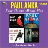 Paul Anka - Four Classic Albums Plus
