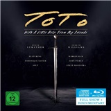 Toto - With a Little Help from My Friends (CD+Bluray)