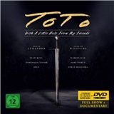 Toto - With a Little Help from My Friends (CD+Dvd)