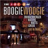 A,B,C&d of Boogie Woogie - Live in Paris