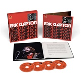 Eric Clapton - Eric Clapton (Limited Anniversary Deluxe Edition)