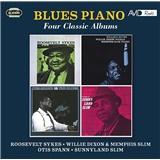 VAR - Blues Piano - Four Classic Albums (2CD)