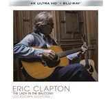 Eric Clapton - Lady in the Balcony: Lockdown Sessions (4K UHD+BluRay)