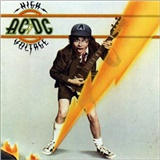 AC/DC - HIGH VOLTAGE  [R]
