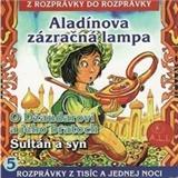 Rozprávky - Aladinova zázračná lampa a iné