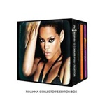 Rihanna - 3CD Collector's Set /3 ALBUMS + POSTER/