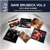 Dave Brubeck - 6 Classic Albums Vol. 3