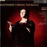 Montserrat Caballé - Verdi Rarities