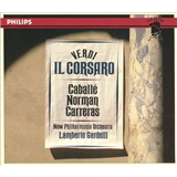 Montserrat Caballé, José Carreras - Verdi: Il Corsaro