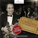 José Carreras - Live Comeback Concerts