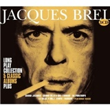 Jacques Brel - Long Play Collection: 5 Classic Albums Plus