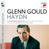 Glenn Gould - Glenn Gould plays Haydn: 6 Late Piano Sonatas
