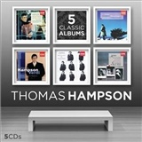 Thomas Hampson - 5 Classic Albums