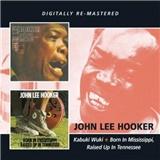John Lee Hooker - Kabuki Wuki /Born In Mississippi